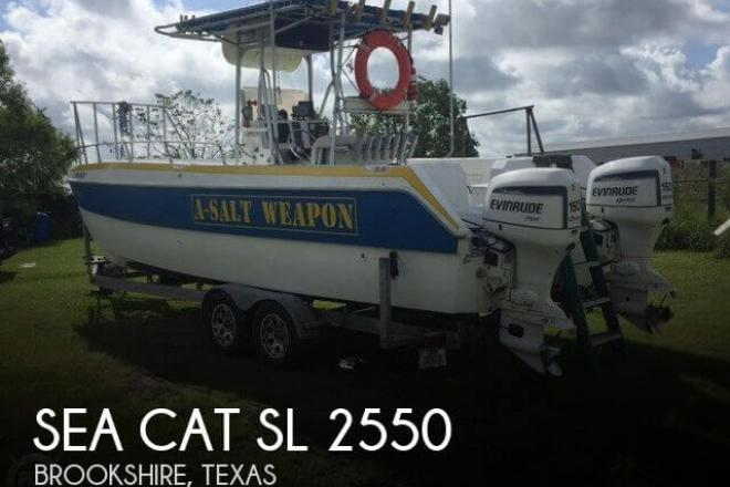 1994 Sea Cat SL 2550 - For Sale at Brookshire, TX 77423 - ID 110944