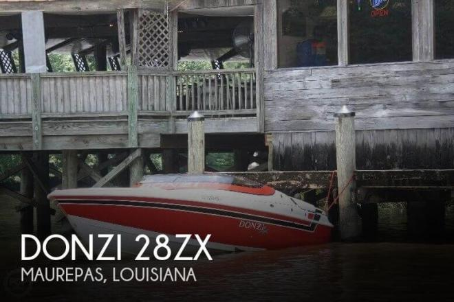 2000 Donzi 28ZX - For Sale at Maurepas, LA 70449 - ID 110015