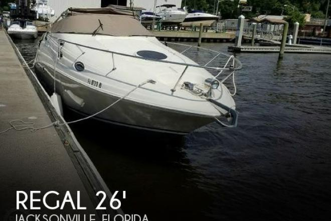 2005 Regal 2665 Commodore - For Sale at Jacksonville, FL 32201 - ID 109787