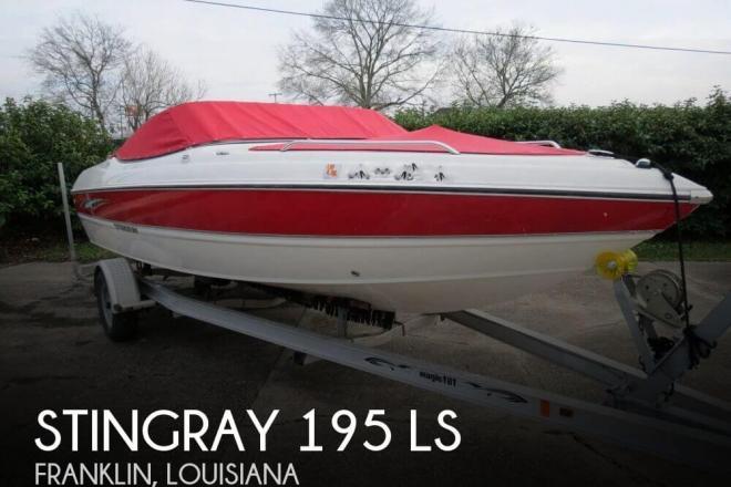 2006 Stingray 195 LS - For Sale at Franklin, LA 70538 - ID 110060