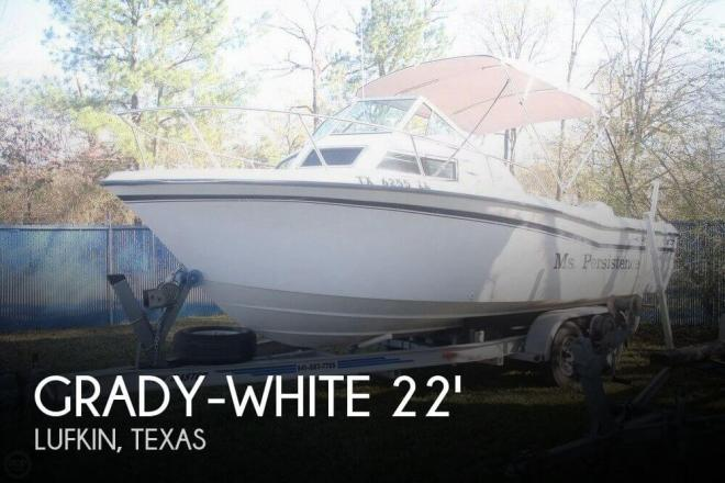 1982 Grady White 226 Seafarer - For Sale at Lufkin, TX 75901 - ID 109762