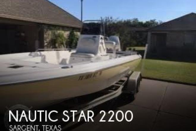2006 Nautic Star 2200 - For Sale at Sargent, TX 77404 - ID 110568