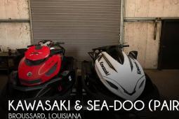 2014 Kawasaki 310x & RXT-X 260