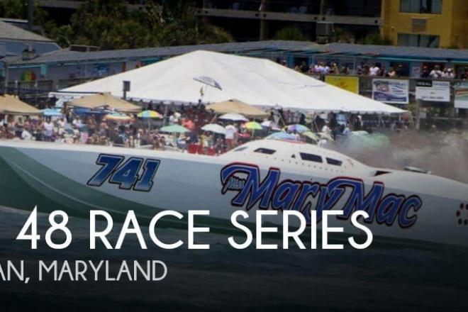 2012 MTI 48 Race Series - For Sale at Lothian, MD 20711 - ID 109612
