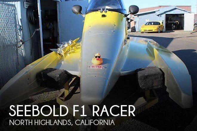 1998 Seebold F1 Racer - For Sale at North Highlands, CA 95660 - ID 110449