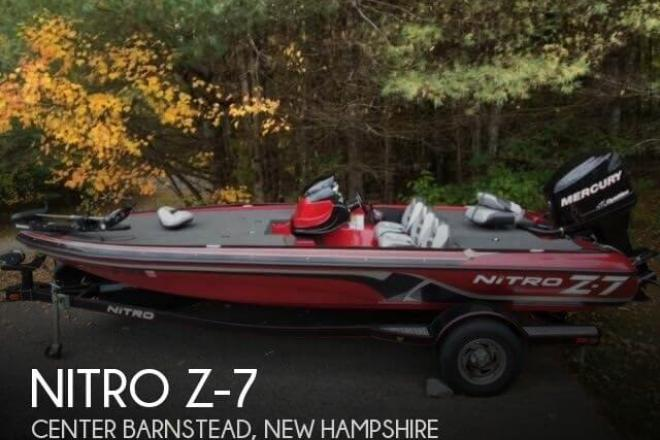 2012 Nitro Z-7 - For Sale at Center Barnstead, NH 3225 - ID 110065