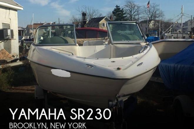 2003 Yamaha SR230 - For Sale at Brooklyn, NY 11235 - ID 110066