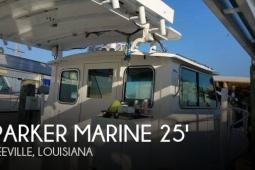 2015 Parker 2520 XLD Sport Cabin