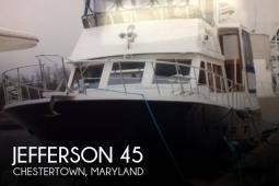 1985 Jefferson 45
