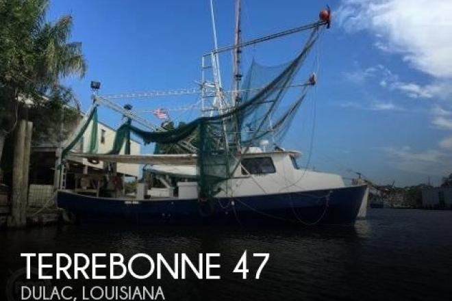 2014 Terrebonne 47 - For Sale at Dulac, LA 70353 - ID 104949
