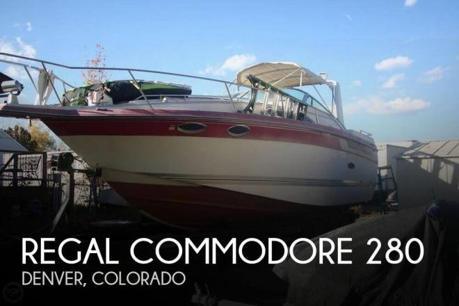 1988 Regal Commodore 280 - For Sale at Denver, CO 80201 - ID 103664
