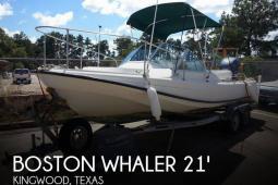 1979 Boston Whaler Revenge 21