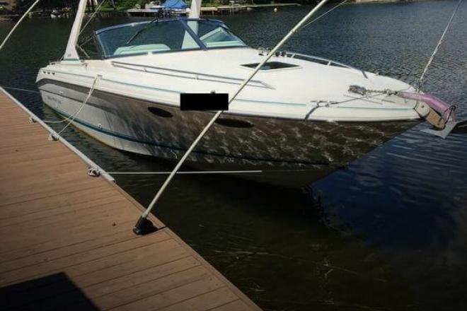 1994 Sea Ray 310 Sun Sport - For Sale at Hopatcong, NJ 7843 - ID 102770