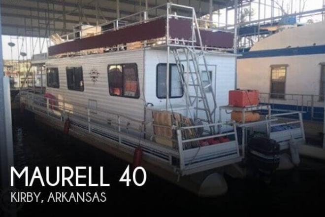 1990 Maurell 40 - For Sale at Kirby, AR 71950 - ID 111318