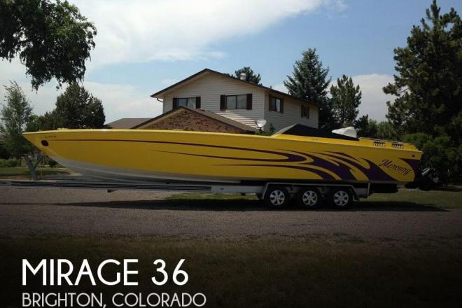 1984 Mirage 36 - For Sale at Brighton, CO 80601 - ID 102319