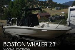 2012 Boston Whaler 230 Dauntless