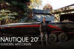 2012 Nautique 200 Andy Mapple Icon Edition