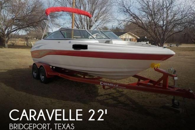2008 Caravelle 206 Bow Rider - For Sale at Bridgeport, TX 76426 - ID 110842