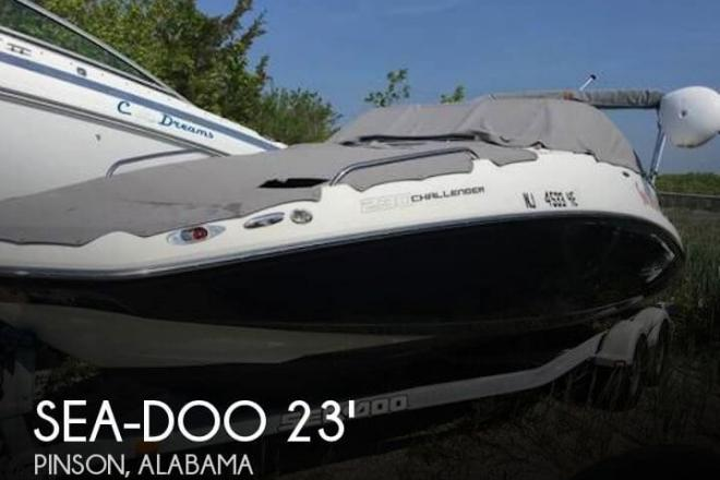 2012 Sea Doo 230 Challenger SE - For Sale at Pinson, AL 35126 - ID 110101