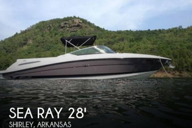 2008 Sea Ray 270 SLX Bowrider - For Sale at Shirley, AR 72153 - ID 100524