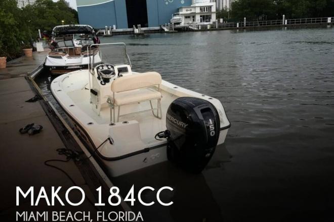2012 Mako 184CC - For Sale at Palmetto Bay, FL 33157 - ID 100064