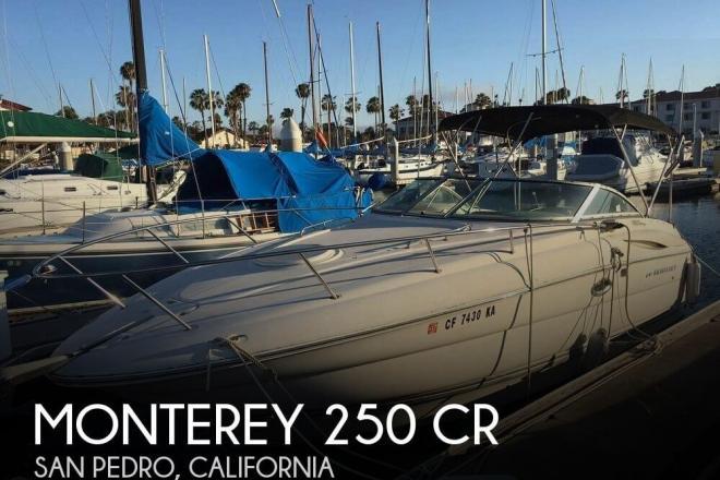 2005 Monterey 250 CR - For Sale at San Pedro, CA 90731 - ID 100356
