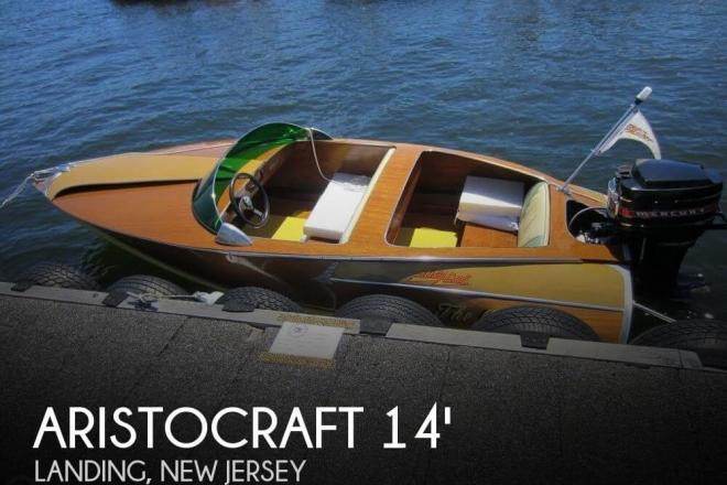 1956 Aristocraft 14 Torpedo - For Sale at Landing, NJ 7850 - ID 101104