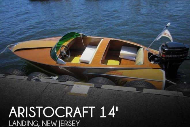 1956 Aristocraft 14 Torpedo - For Sale at Landing, NJ 7850 - ID 101104
