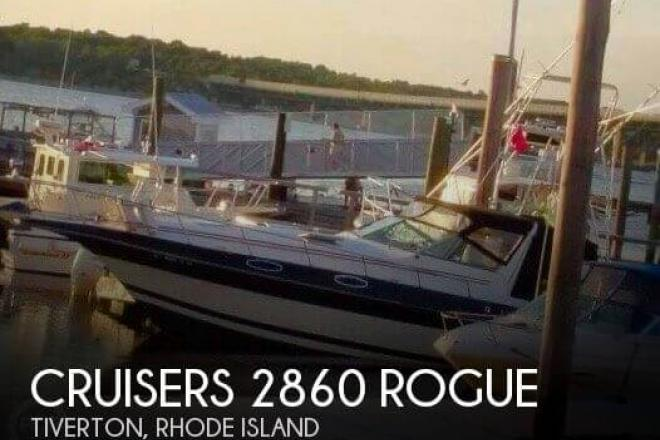 1988 Cruisers 2860 Rogue - For Sale at Tiverton, RI 2878 - ID 100148