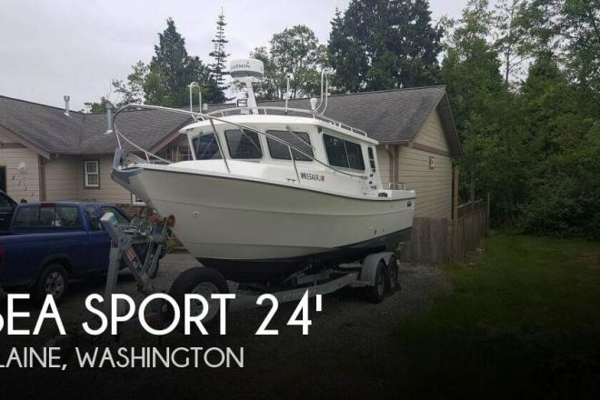 2001 Sea Sport 24 Explorer - For Sale at Blaine, WA 98230 - ID 99806
