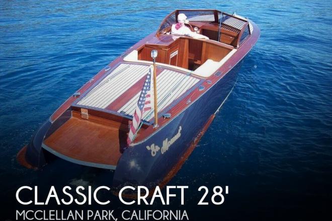 2008 Classic H-28 - For Sale at McClellan, CA 95652 - ID 101678