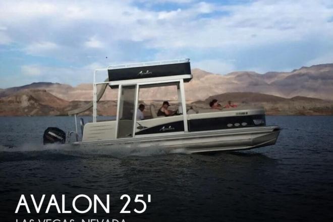 2015 Avalon Windjammer Funship - For Sale at Las Vegas, NV 89102 - ID 99207