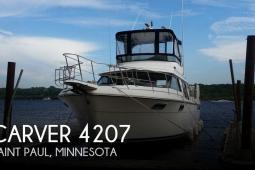 1986 Carver 4207