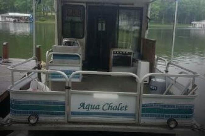1997 Leisure Kraft 30 House Boat - For Sale at Spotsylvania, VA 22551 - ID 101461