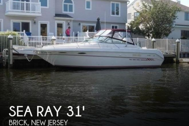 1991 Sea Ray 280 Weekender - For Sale at Brick, NJ 8723 - ID 99332