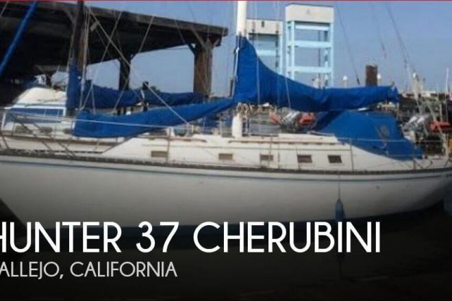 1982 Hunter 37 Cherubini - For Sale at Vallejo, CA 94589 - ID 98321