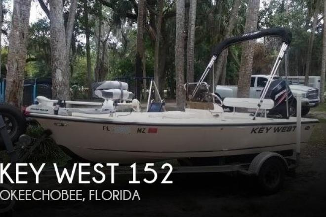 2005 Key West 152 - For Sale at Okeechobee, FL 34972 - ID 98185