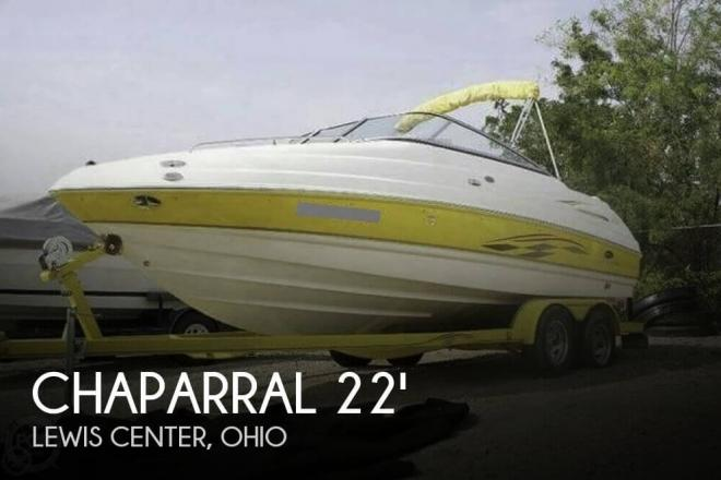 2005 Chaparral 22 Cuddy Cabin - For Sale at Lewis Center, OH 43035 - ID 98650