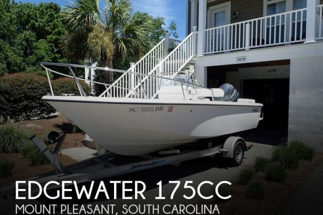 2004 Edgewater 175CC - For Sale at Charleston, SC 29401 - ID 98559