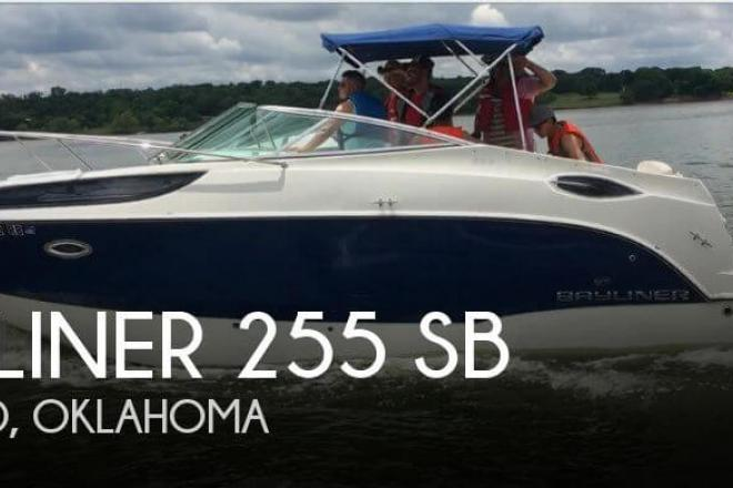 2011 Bayliner 255 SB - For Sale at Edmond, OK 73003 - ID 111471
