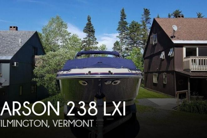 2013 Larson 238 LXI - For Sale at Wilmington, VT 5363 - ID 96840
