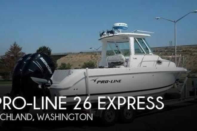 2008 Pro Line 26 Express - For Sale at Richland, WA 99352 - ID 96351