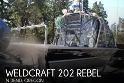 2012 Weldcraft 202 Rebel