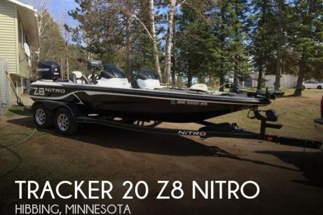 2010 Tracker 20 Z8 Nitro - For Sale at Hibbing, MN 55747 - ID 95844