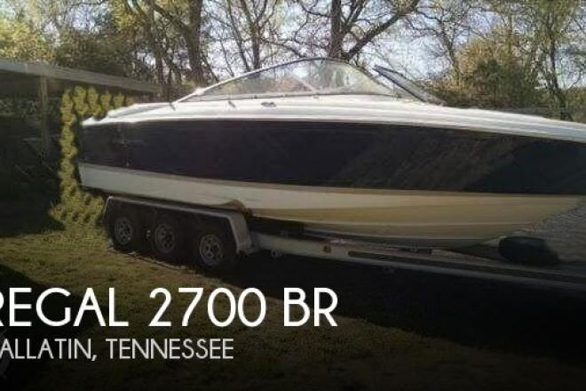 2007 Regal 2700 BR - For Sale at Gallatin, TN 37066 - ID 94832