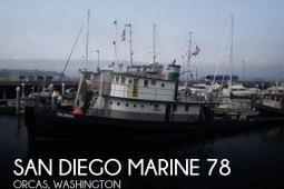 1926 San Diego Marine 78