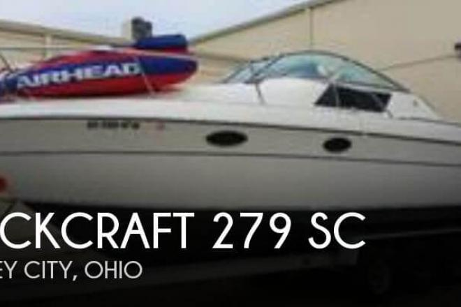1988 Slickcraft 279 SC - For Sale at Valley City, OH 44280 - ID 94348