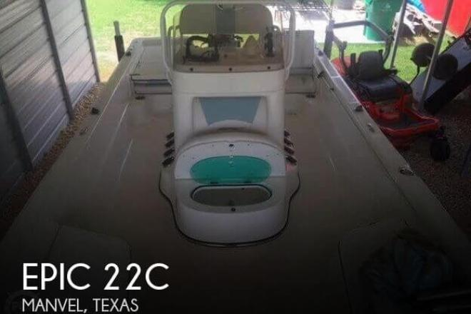 2015 Epic 22C - For Sale at Manvel, TX 77578 - ID 99945