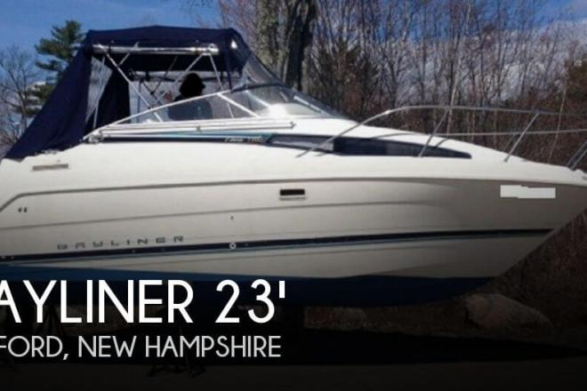 1996 Bayliner 2355 Cierra - For Sale at Gilford, NH 3249 - ID 93857