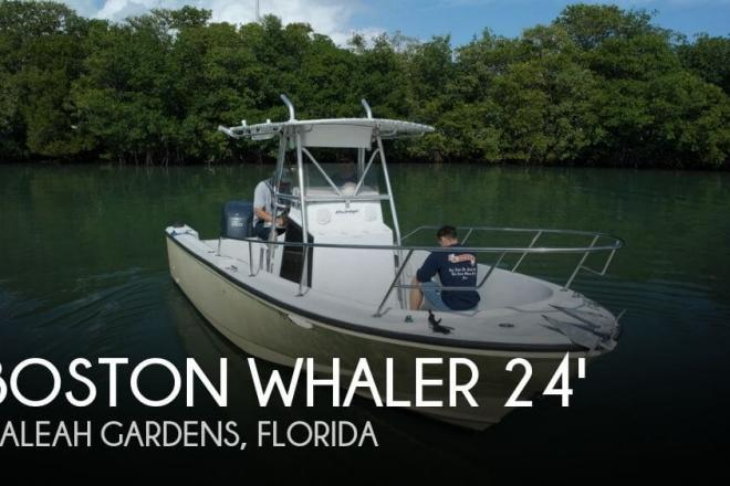 1995 Boston Whaler 24 Outrage - For Sale at Hialeah Gardens, FL 33016 - ID 95474